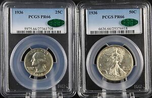 Click now to see the BUY IT NOW Price! 1936 PROOF SET PCGS PR 66 CAC