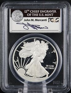 Click now to see the BUY IT NOW Price! 2011 W SILVER EAGLE PROOF 25TH ANNIVERSARY SET PCGS PR 70 MERCANTI FIRST STRIKE