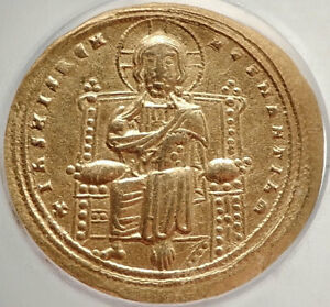 Click now to see the BUY IT NOW Price! ROMANUS III ARGYROS ANCIENT 1028AD GOLD BYZANTINE COIN W JESUS & MARY NGC I66911