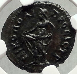Click now to see the BUY IT NOW Price! SEPTIMIUS SEVERUS ANCIENT 193AD NICOPOLIS PRIAPUS FERTILITY GOD NGC CH AU I68295