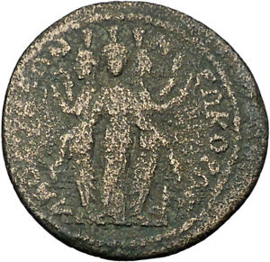 Click now to see the BUY IT NOW Price! OTACILIA SEVERA 244AD HEKATE ROMAN PHRYGIA LAODICEIA AD LYCUM COIN NGC I68730