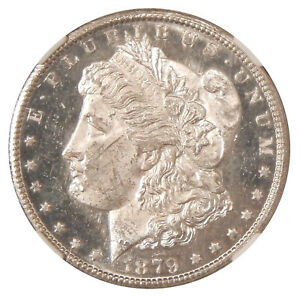 Click now to see the BUY IT NOW Price! 1879 CC CAPPED CC $1 NGC MS 62 DPL VAM 3   KEY CARSON CITY MORGAN DOLLAR   MACON