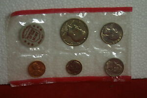1972 US MINT PROOF SET COINS ONLY