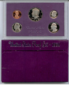 1984 S US PROOF SET       $1.5 MILLION IN EBAY SALES   ZZ1