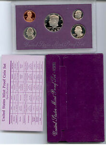1988 S US PROOF SET      $1.5 MILLION IN EBAY SALES   ZZ1