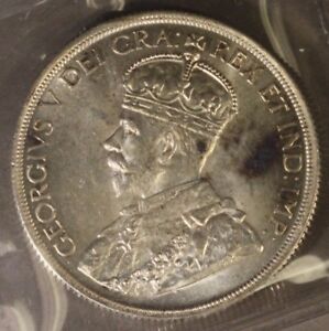 1936 CANADA DOLLAR CERTIFIED ICCS 63 UNCIRCULATED NICE   FREE U.S. SHIPPING