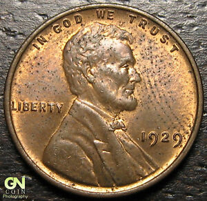 1929 P LINCOLN CENT WHEAT PENNY      MAKE US AN OFFER   R2839