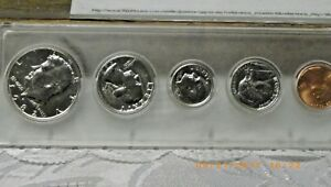 LOT 5 US COINS 1982 S HALF DOLLAR 1982 QUARTER 1982 DIME 1982 NICKEL 1982 CENT