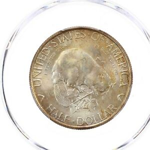 Click now to see the BUY IT NOW Price! 1936 ALBANY 50C PCGS CERTIFIED MS67 67 GRADED SILVER HALF DOLLAR COMMEMORATIVE