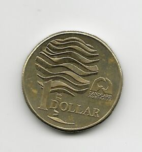 WORLD COINS   AUSTRALIA 1 DOLLAR 1993 COMMEMORATIVE COIN KM 208 ; LOT A3