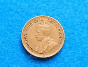 1932 CANADA 1 CENT PENNY   LY NICE DETAILS SEE PICS