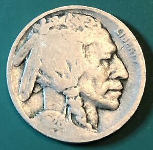 1926 D  DENVER MINT  BUFFALO NICKEL   GOOD WITH FINE DETAILS