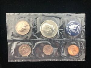 1965 MINT PROOF SET SPECIAL US COIN SET COIN COLLECTOR