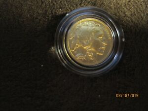2008 AMERICAN BUFFALO 1/10 OUNCE GOLD COIN WITH ORIGINAL MINT PACKAGE W/ COA