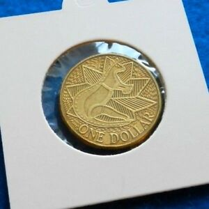 1988 AUSTRALIA DOLLAR   KANGAROO   BEAUTIFUL HIGH LUSTER COIN   SEE PIC