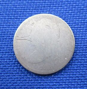 1831 U.S. CAPPED BUST DIME 10 CENT SILVER COIN