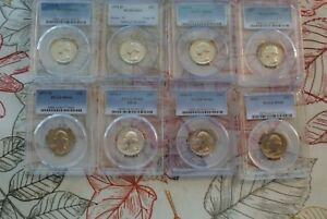 Click now to see the BUY IT NOW Price! 1934 1998 WASHINGTON QUARTERS PCGS REGISTRY SET  MINT AND PROOF 102 COINS