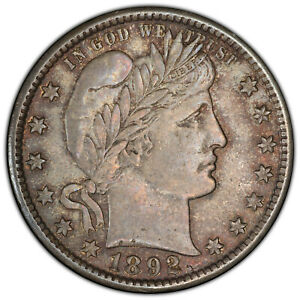 Click now to see the BUY IT NOW Price! 1892 O DBL DIE OBV  25C PCGS MS 62 FS 101  NEAT LOW POP BARBER QUARTER VARIETY