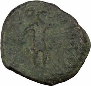 THESSALONICA IN MACEDONIA POSSIBLY UNPUBLISHED ANCIENT GREEK COIN I38256