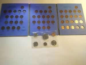 ALBUM CANADA SMALL CENTS 1920 1970 ONLY MISSING 1923 1924 WITHBONUS 1970MINTSET