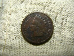 OLD VINTAGE  US 1888 INDIAN HEAD PENNY  COMBINED SHIPPING  9646