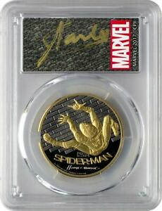 Click now to see the BUY IT NOW Price! 2017 COOK ISLANDS GOLD $200   SPIDER MAN: HOMECOMING   PR70 DCAM FDOI PCGS COIN