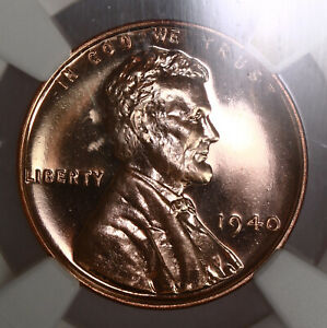 Click now to see the BUY IT NOW Price! 1940 LINCOLN 1C NGC CERTFIED PF67  RD STAR GRADED RED COPPER PROOF WHEAT CENT