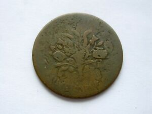 TRADE & AGRICULTURE LOWER CANADA TOKEN