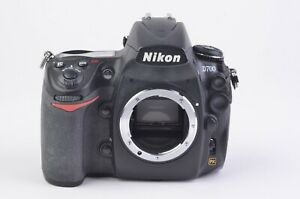 FOR PARTS OR REPAIR NIKON D700 12.1MP DSLR BODY ONLY POWERS UP BAD SHUTTER