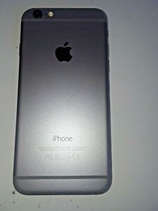APPLE  IPHONE 6 A 1549  SILVER  UNLOCKED  IPHONE6