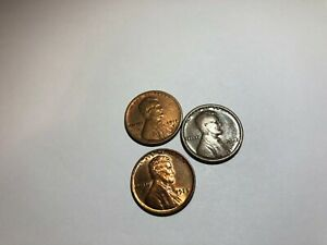 1912 D 1912 S  1928 P   LINCOLN WHEAT CENT