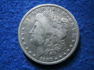 1892 O MORGAN SILVER DOLLAR   NICE CIRCULATED   FREE U S SHIPPING