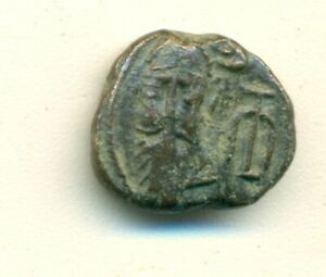 AN ANCIENT ELYMAIS BRONZE DRACHMA   CIRCA 2ND CENTURY/1900  YEARS OLD..LOT 2
