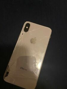 APPLE IPHONE X   64GB   SILVER  AT&T  A1901  GSM
