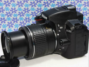 BUILT IN WI FI NIKON D5300 HIGH RESOLUTION PERFORMANCE RECOMMENDED SLR