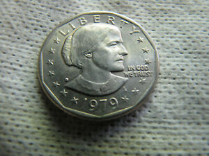 1979 D SUSAN B. ANTHONY DOLLAR IN BU CONDITION MINT