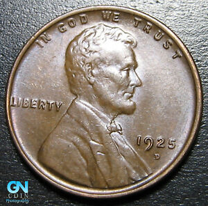 1925 D LINCOLN CENT WHEAT PENNY      MAKE US AN OFFER   B1710
