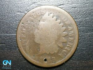1868 INDIAN HEAD CENT PENNY      MAKE US AN OFFER   B2027