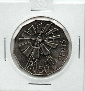 2002 AUSTRALIA CIRCULATED 50 CENT COIN YEAR OF THE OUTBACK