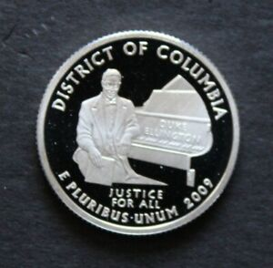 Click now to see the BUY IT NOW Price! 2009 S  DISTRICT OF COLUMBIA  DC SILVER PROOF