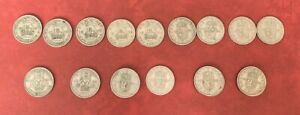 GB ENGLISH AND SCOTTISH SHILLING COINS 1947 63   CHOSE YOUR YEAR AND NATION