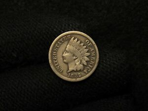 1862 INDIAN HEAD CENT COPPER NICKEL