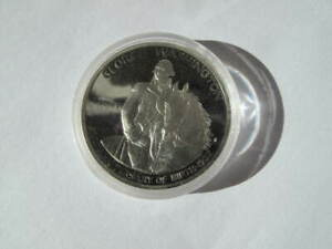 1982 GEORGE WASHINGTON 250TH ANNIVERSARY HALF DOLLAR 90  SILVER COIN