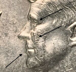 Click now to see the BUY IT NOW Price! 1992 P KENNEDY HALF DOLLAR TRIPLED DIE OBVERSE ONLY 1 KNOWN U.S. COIN