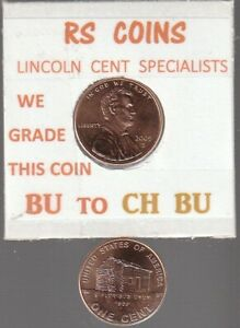 2009D LOG CABIN  LINCOLN CENT  UNCIRCULATED  NICE HAND PICKED CENT FROM RS COINS
