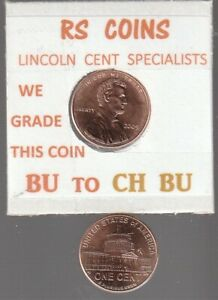 2009 WHITE HOUSE LINCOLN CENT  UNCIRCULATED  NICE HAND PICKED CENT FROM RS COINS