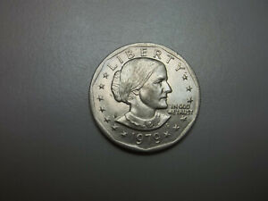 1979 US ONE DOLLAR LIBERTY SUSAN B ANTHONY US MINT EXCELLENT CONDITION