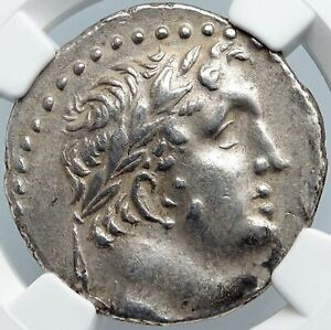 Click now to see the BUY IT NOW Price! TYRE SHEKEL ANCIENT BIBLICAL SILVER JEWISH TEMPLE TAX OLD GREEK COIN NGC I89070