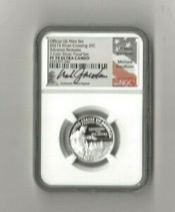 Click now to see the BUY IT NOW Price! 2021S SILVER WASHINGTON CROSSING THE DELAWARE QUARTER NGC PF 70 ADVANCED RELEASE