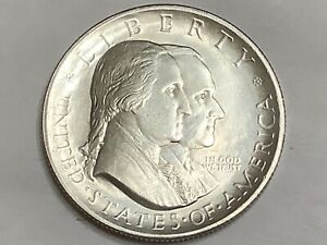 1926. AMERICAN INDEPENDENCE  SILVER HALF